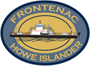 Ferry News - County of Frontenac Logo